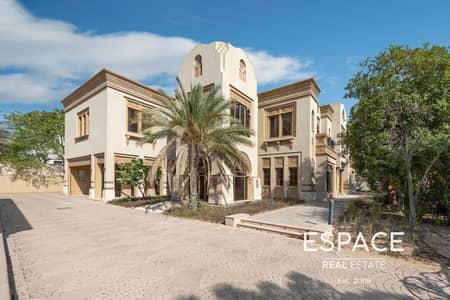 5 Bedroom Villa for Sale in Emirates Hills, Dubai - Exclusive | Big Plot 40