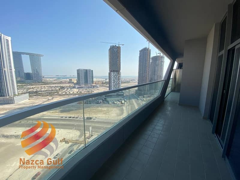 2 Brand New Spacious 2 Bedroom Apartment in Al Reem Island
