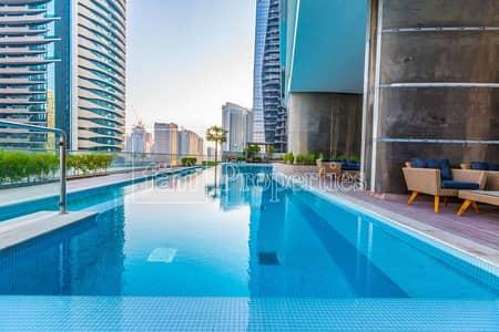 2 Bedroom Apartment for Rent in Downtown Dubai, Dubai - High Floor I Brand New I Spacious Balcony