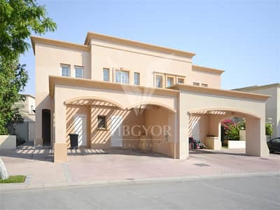 3 Bedroom Villa for Sale in The Springs, Dubai - Springs Type 2E â?? Directly on the park
