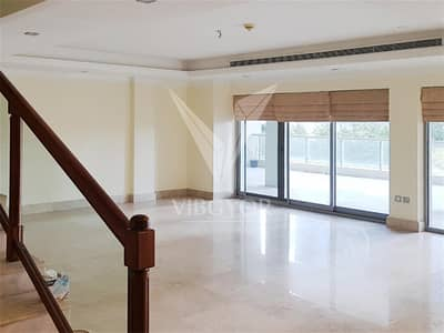 فیلا 4 غرف نوم للبيع في الخليج التجاري، دبي - VASTU Compliant Villa | Vacant 4BR+Maids+Storage