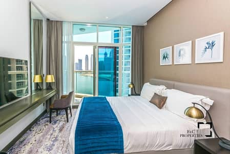 Studio for Rent in Business Bay, Dubai - Canal View | Brand New | Luxury Living