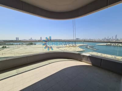 3 Bedroom Flat for Rent in Al Reem Island, Abu Dhabi - Brand New 3BRM+M Apartment   Large Layout   Ready To Move