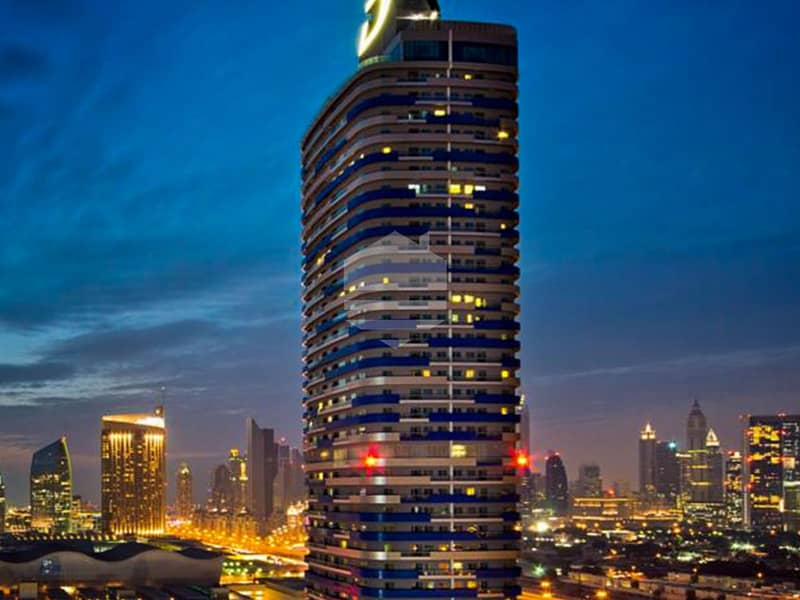 2 1 Bedroom for Rent in Damac Maison in Mall Street