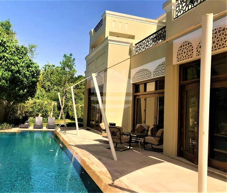 13 Lavish and Luxury villa with great entertainment space