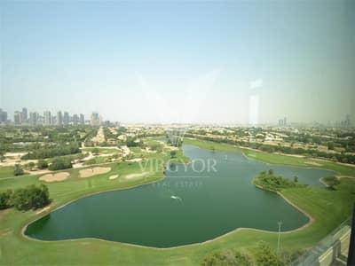 بنتهاوس 5 غرف نوم للبيع في التلال، دبي - Golf Course View | Stunning Quality | Duplex