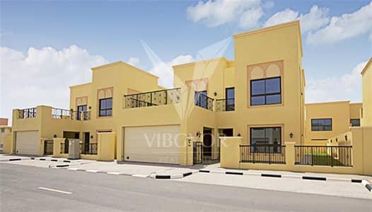 4 Bedroom Villa for Sale in Nad Al Sheba, Dubai - 5 Yrs Free Service | Ready Villa | Exclusive for UAE & GCC
