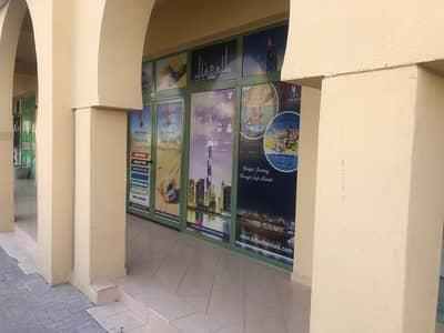محل تجاري  للايجار في المدينة العالمية، دبي - محل تجاري في الحي المغربي المدينة العالمية 19000 درهم - 4822667
