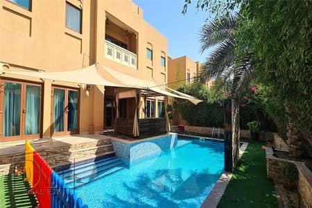 3 Bedroom Villa for Rent in Al Furjan, Dubai - One Of A Kind | Pool |  Heavily Upgraded