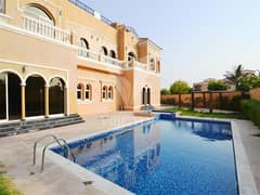Stunning | Great Quality | 7BR with Private Pool