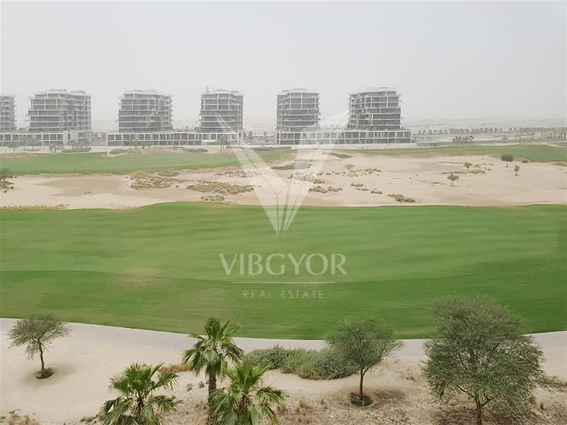 Best Layout | Full Golf Course View | Closed Kitchen