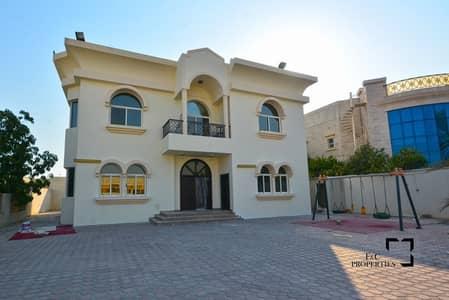فیلا 6 غرف نوم للايجار في البرشاء، دبي - Large 6 bedroom | Garden | Servant Quarters