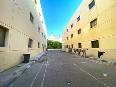 Labour Camp for Rent in Dubai Investment Park (DIP), Dubai - 6 Person as per EJARI -Studio Flat for Rent