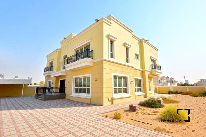 1 Brand New | 5br+Servant Quarters+Outside Majilis
