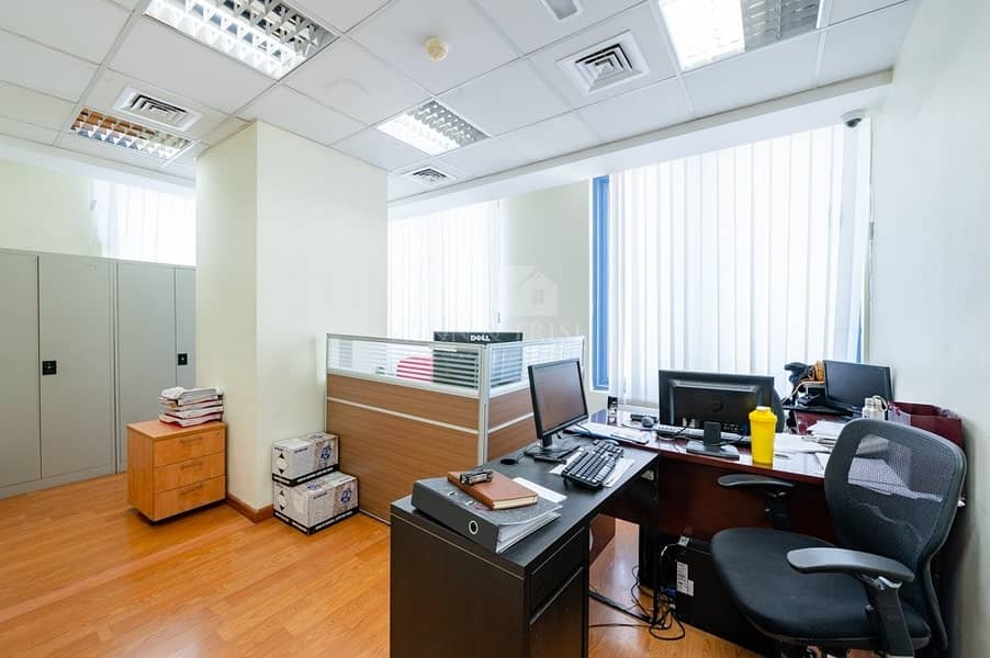 12 Immaculate fully fitted office | palace towers DSO
