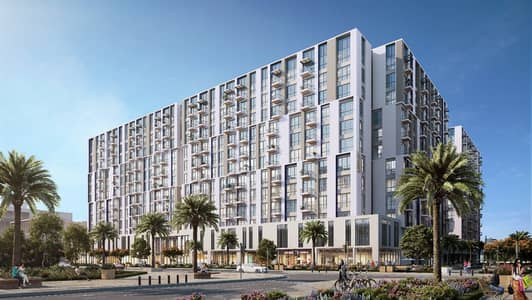 فلیٹ 1 غرفة نوم للبيع في تاون سكوير، دبي - شقة في تاون سكوير 1 غرف 555888 درهم - 4822817
