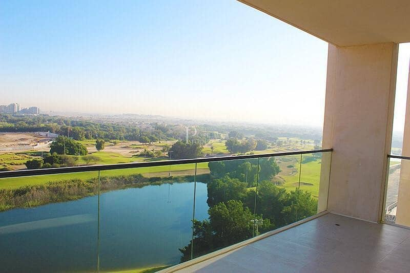 09 Type Very rare layout   Stunning Golf Course and lake view   Large 3 beds
