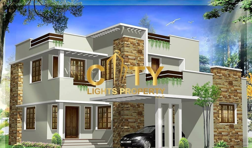 Luxurious and Brand New Villa  Perfect for Family