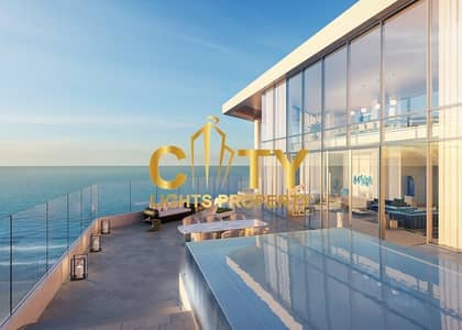 3 Bedroom Townhouse for Sale in Saadiyat Island, Abu Dhabi - Luxurious Investment | 3BR Townhouse in Mamsha Saadiyat with Sea View