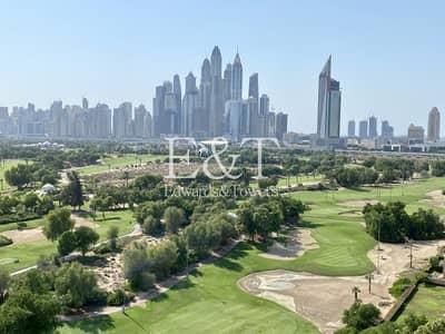 شقة 2 غرفة نوم للبيع في ذا فيوز، دبي - Unique 2+Study | Golf Course And Canal View
