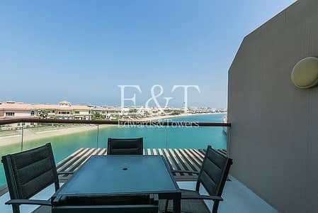 Studio for Rent in Palm Jumeirah, Dubai - Studio | Furnished | Sea Views| Chiller Free PJ