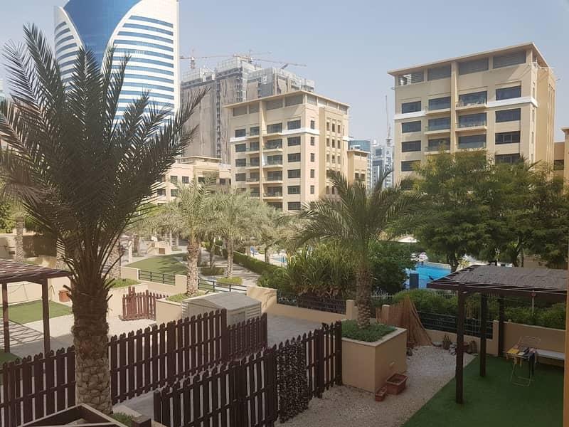 3 BR Laundry POOL View Al Jaz Greens Phase One -
