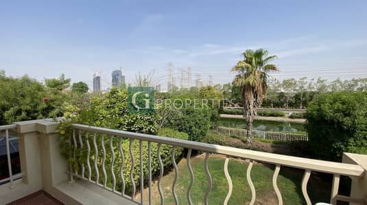 3 Bedroom Townhouse for Sale in The Springs, Dubai - A Full Lake View Townhouse | The Springs 9