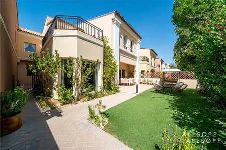 3 Bedroom Townhouse for Sale in Green Community, Dubai - Must See | Close to Pool | Vacant on Transfer