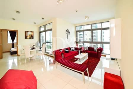 3 Bedroom Flat for Rent in Dubai Marina, Dubai - Fully Furnished | Stunning View | Close to Beach