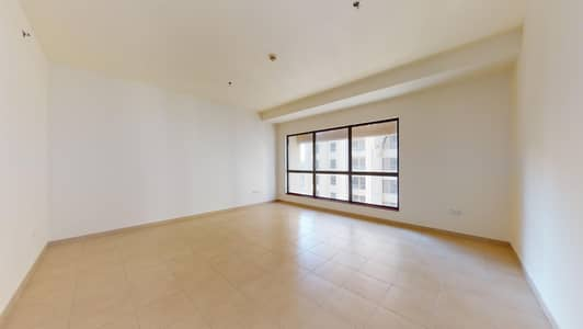 3 Bedroom Apartment for Rent in Jumeirah Beach Residence (JBR), Dubai - Only 2% Commission | Maid's room | Contactless tours