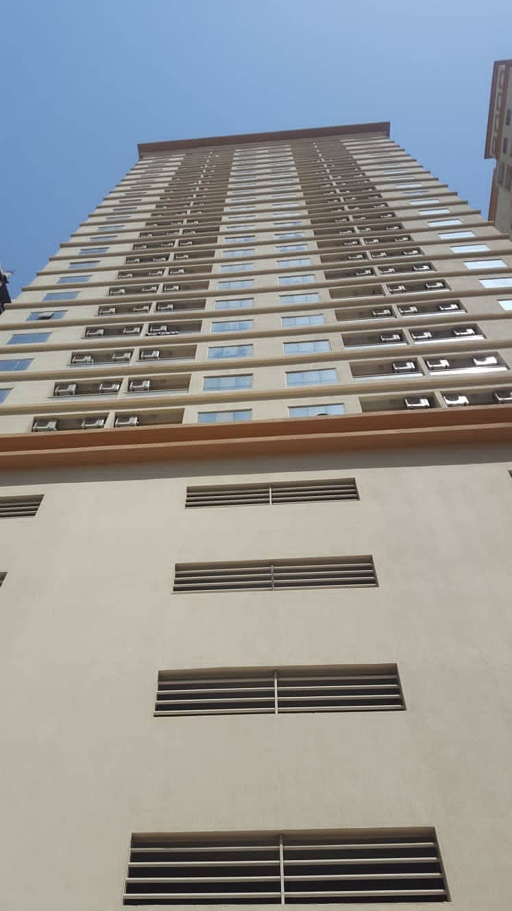 BRAND NEW SPACIOUS 1 BEDROOM HALL AVAILABLE FOR SALE IN LAKE TOWER C4 , EMIRATES CITY AJMAN