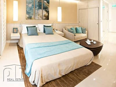 Hotel Apartment for Sale in Palm Jumeirah, Dubai - Re Sale | Last Remaing Studio | New