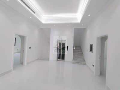 6 Bedroom Villa for Sale in Shakhbout City (Khalifa City B), Abu Dhabi - Excellent villa for sale first inhabitant in Shakhbout city, 6 master bedrooms