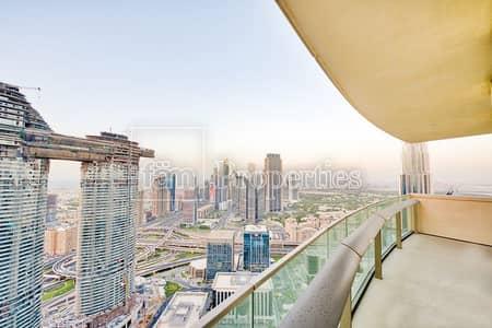 شقة 2 غرفة نوم للبيع في وسط مدينة دبي، دبي - See View Amazing 2BD Apt in iconic Burj Vista