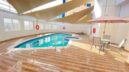 فلیٹ 2 غرفة نوم للايجار في النهدة، الشارقة - شقة في النهدة 2 غرف 38000 درهم - 4823275