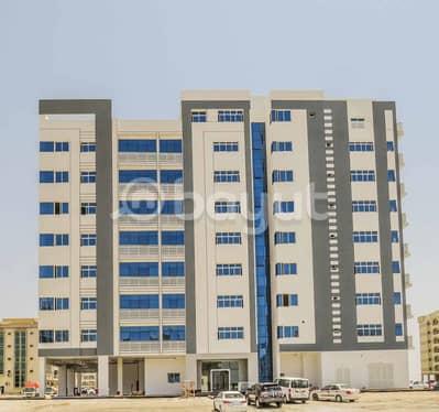 شقة 2 غرفة نوم للايجار في شارع الملك فيصل، أم القيوين - للايجار شقه غرفتين و صاله امام مول ام القيوين
