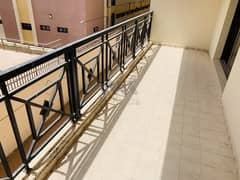 Reduced Price | Big Balcony | 12 Cheques | One Month Free