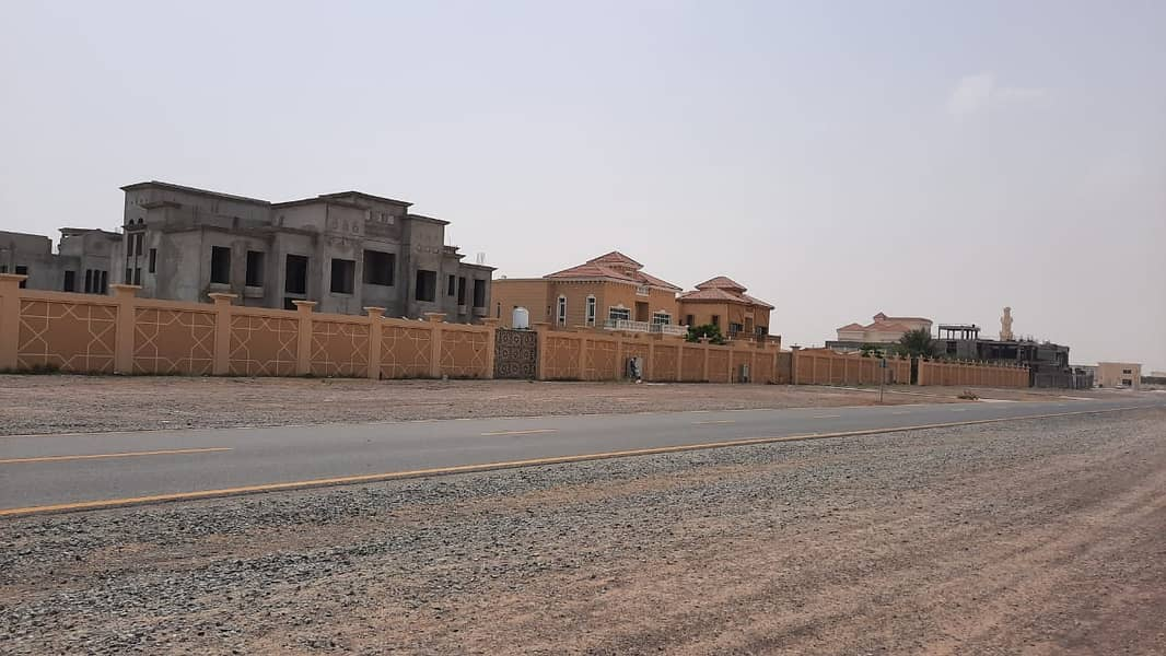 Land for sale in Manama residential