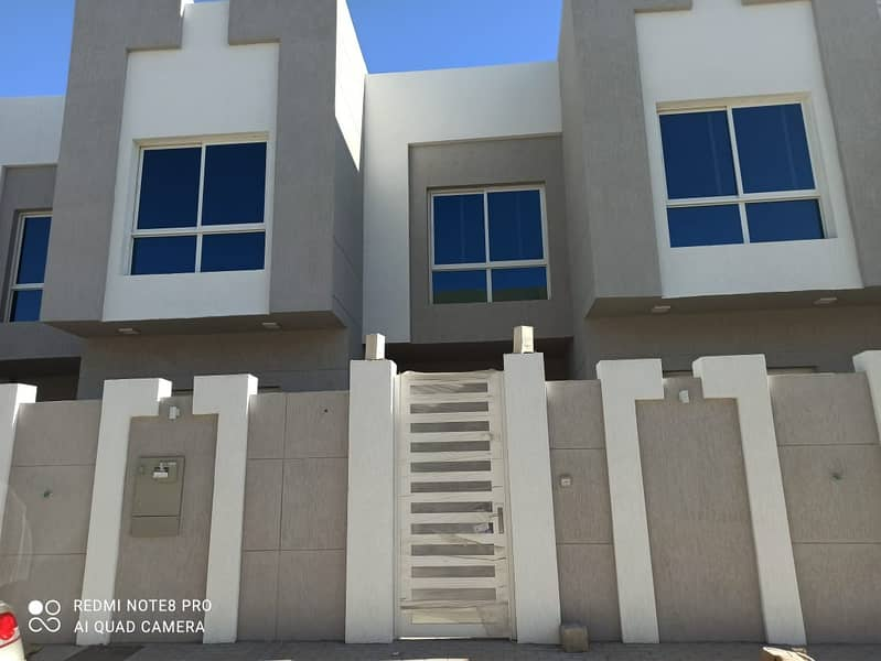 Freehold Villa for Sale - In Ajman Al Yasmeen Area