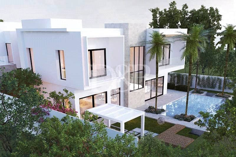 2 Only 4 Villas | Ready in 18 Month | Contemporary