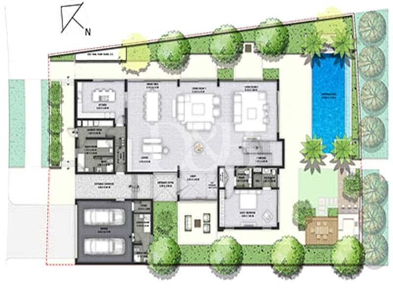 10 Only 4 Villas | Ready in 18 Month | Contemporary