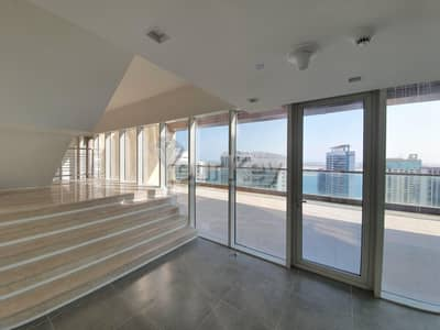 4 Bedroom Penthouse for Rent in Al Reem Island, Abu Dhabi - Live in a lap luxurious Penthouse in Reem Island