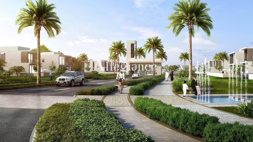 6 100%DLD OFF | 5Yrs Construction Time | TOP Location