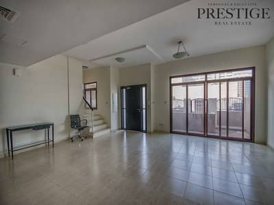 2 Bedroom Townhouse for Sale in Jumeirah Village Circle (JVC), Dubai - Duplex 2 Bed | Fortunato Tower | Townhouse in JVC