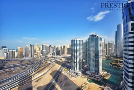 2 Bedroom Flat for Sale in Jumeirah Lake Towers (JLT), Dubai - 2 Bed I Lake & Sea View | Lake Point Tower | JLT