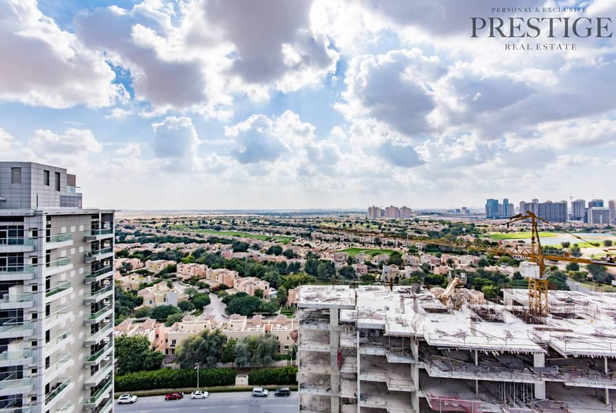 2 Bed | Golf View I New Building | High-Floor