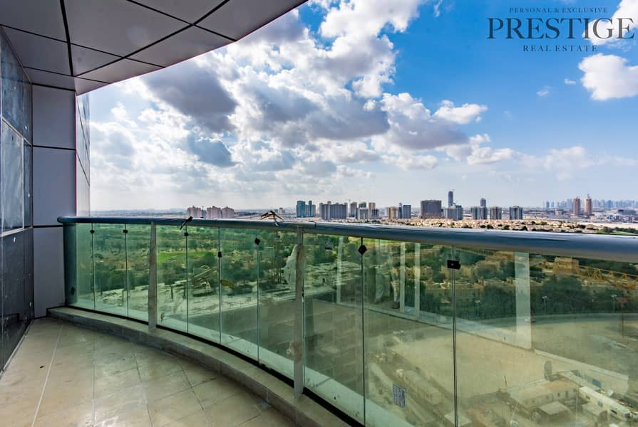 2 2 Bed | Golf View I New Building | High-Floor