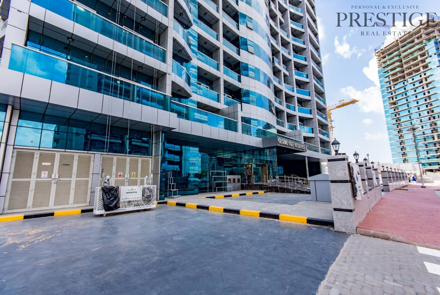 10 2 Bed | Golf View I New Building | High-Floor