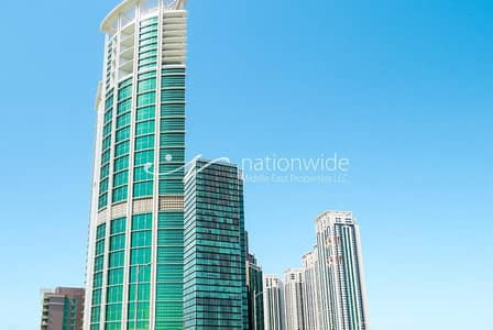 1 Bedroom Apartment for Sale in Al Reem Island, Abu Dhabi - Unwind and Relax In This Elegant Apartment