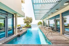 Exclusive | Seafront VIP Villa | Call to view I Exclusive